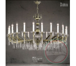 Riperlamp 327C 24.CJ Chateau