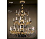 Riperlamp 327E 42.CB Chateau