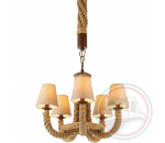Arte Lamp A8958LM-5BR