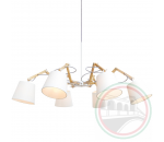 Arte Lamp A5703LM-6WH