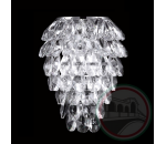 Crystal Lux CHARME AP2+2 LED CHROME/TRANSPARENT