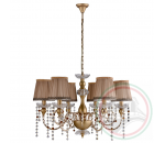 Crystal Lux ALEGRIA SP6 GOLD-BROWN