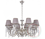 Crystal Lux ALEGRIA SP8 SILVER-BROWN