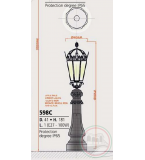 Riperlamp 598C 01 Outdoor