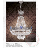 Riperlamp 375E 08.CX Swarovski Agata